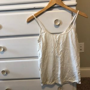 The Limited spandex layering tank